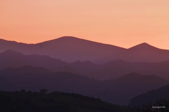 Montaña rosa, Beatriz Aguirre